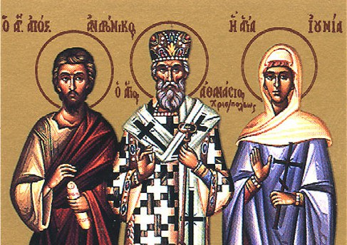 Andronicus,_Athanasius_of_Christianoupolis_and_Junia WIKIPEDIA.jpg