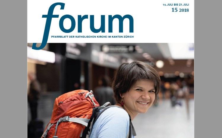 forum Pfarrblatt