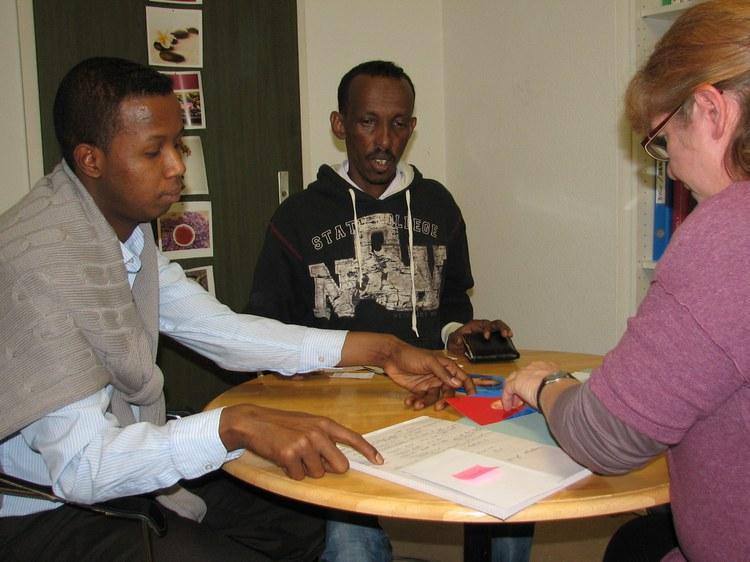ZBA - Beratungsstelle für Asylsuchende