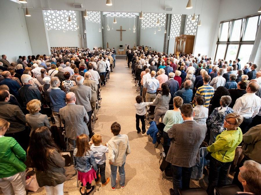 Gottesdienst in Bonstetten