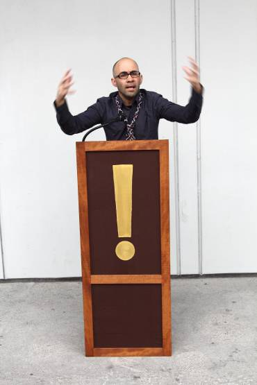 Slam Poet Simon Chen