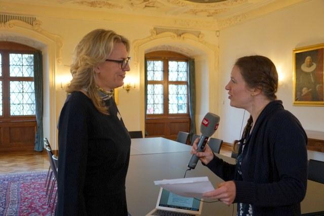 Im interview mit dem Zürcher Regionaljournal