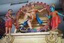 Hindu-Tempel im Berner Haus der Religionen. Foto: Christian Murer
