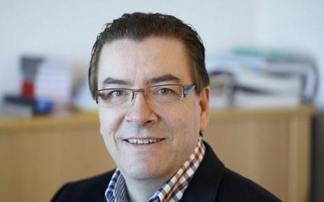 Generalsekretär Markus Hodel