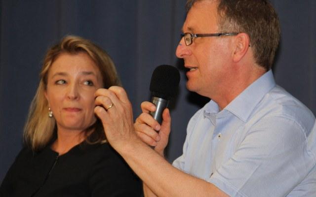 Der reformierte Kirchenratspräsident Michel Müller