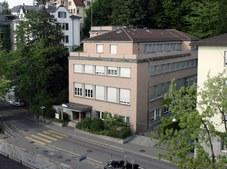 Hochschulseelsorge am Hirschengraben. Foto: Christoph Wider