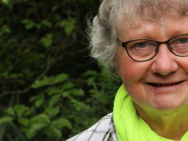 9000 Stunden Freiwilligenarbeit: Albertina Kaufmann