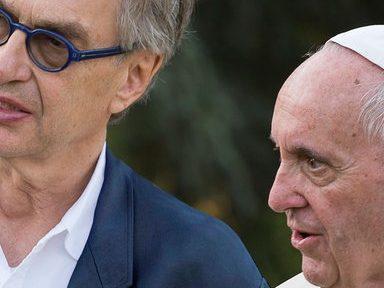 Als spräche der Papst direkt zu jedem Zuschauer