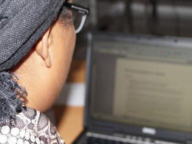Caritas Lernlokal: Selbstsicher dank Computerkurs