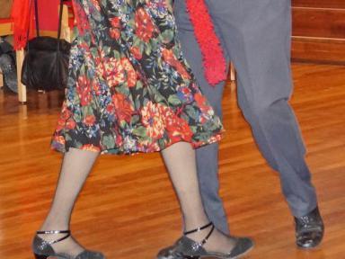 Thé Dansant: Ungezwungenes Tanzen nach Lust und Laune