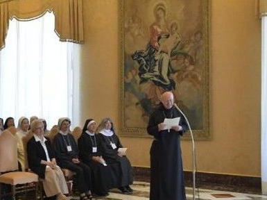 Die Benediktinerinnen beim Papst - ein (Alb)Traum