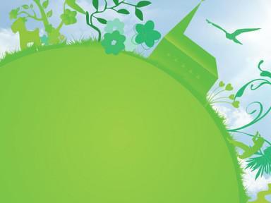 """""""Es werde grün"""" - Bitte an Gott und Tätigkeitswort"""