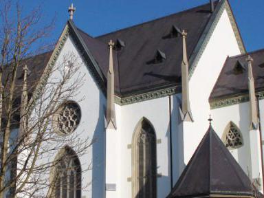 """""""Good news"""" oder: Die hellen Seiten der Kirchen"""