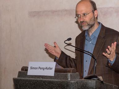 Professur Spiritual Care – im Gespräch mit Simon Peng-Keller