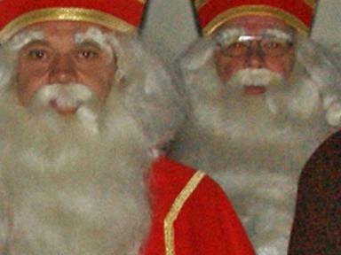 Weihnachtsmann? Samichlaus? Nikolaus?