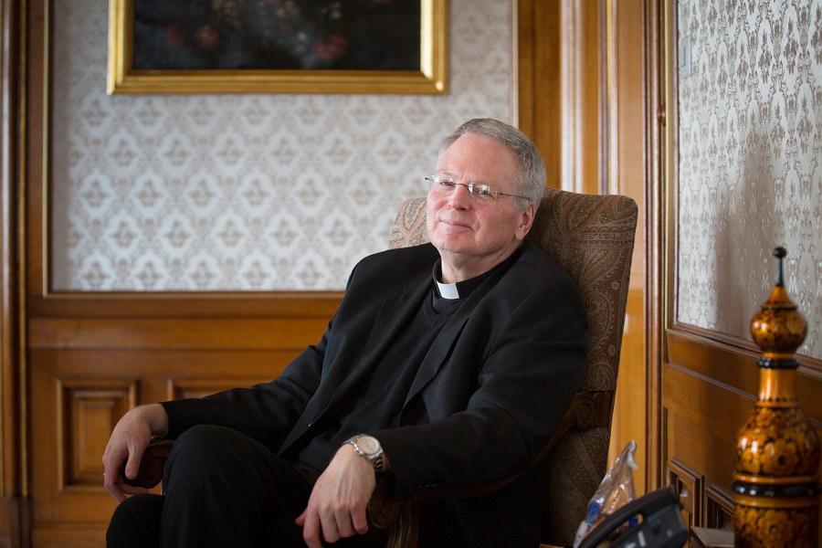 Nuntius Thomas Edward Gullickson