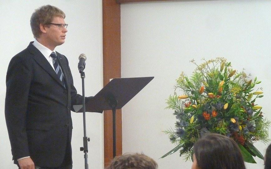 Martin von Ostheim, Rektor der Freien Katholischen Schulen