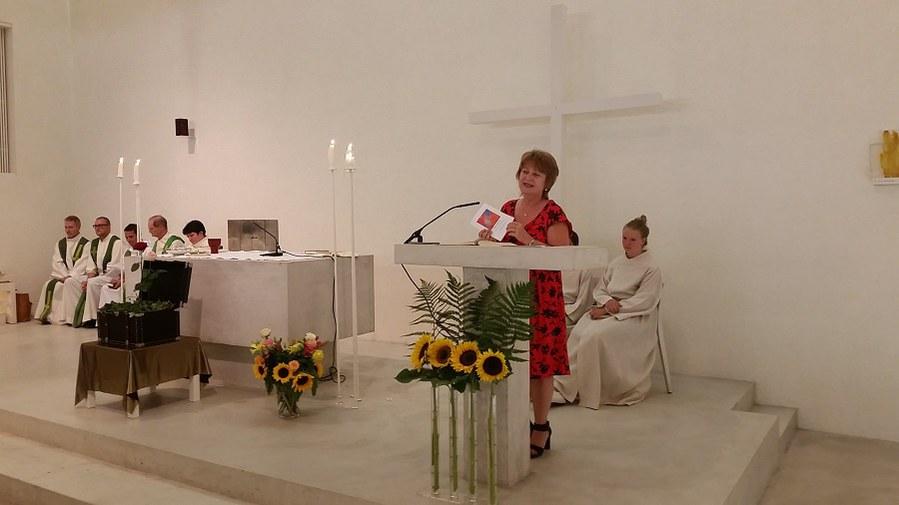 Uta Maria Köninger; Leiterin Fachstelle Religionspädagogik