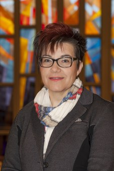 Frieda Mathis, Pfarrei St. Gallus Schwamdendingen