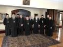 Heiliger Synod trifft Generalvikar Annen
