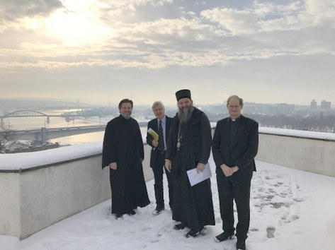 Gipfeltreffen in Belgrad