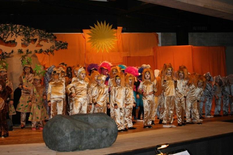 Kindermusical Immanuel Pfarrei  Maria Krönung Witikon