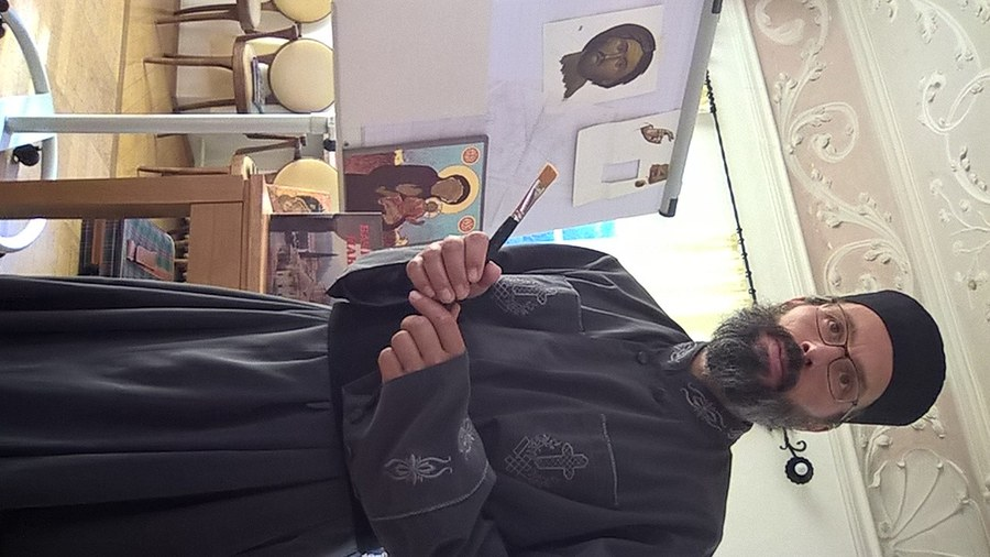 Pfarrer Yordan Pashev