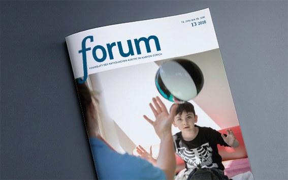 Aktuell im forum: Das Kinderspital als Lebensraum