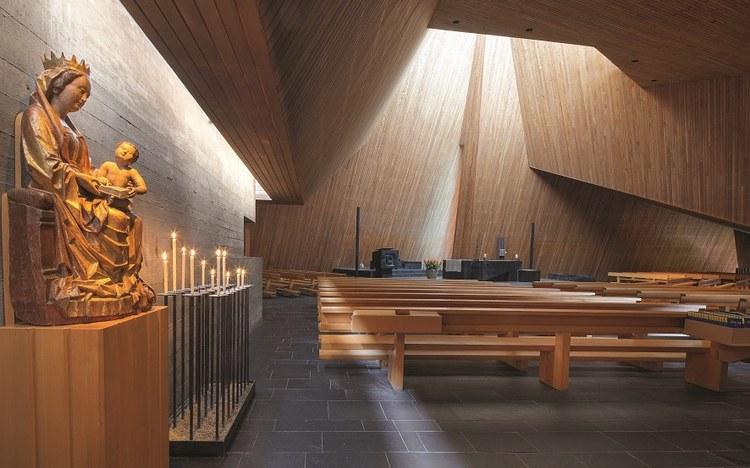 Alle katholischen Kirchen im Kanton Zürich auf einen Blick