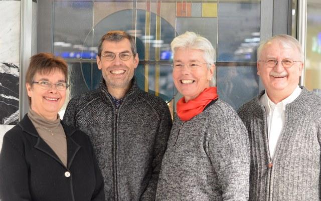 Bahnhofkirche mit neuem ökumenischem Team