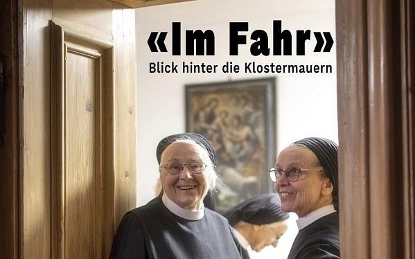 Jubiläumsbuch Kloster Fahr: Blick hinter die Klostermauern
