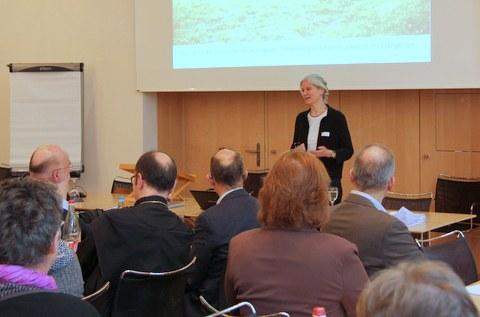 Christiane Bundschuh-Schramm von der Diözese Rottenburg-Stuttgart