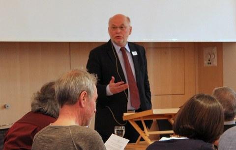 Rainer Bucher, Universität Graz