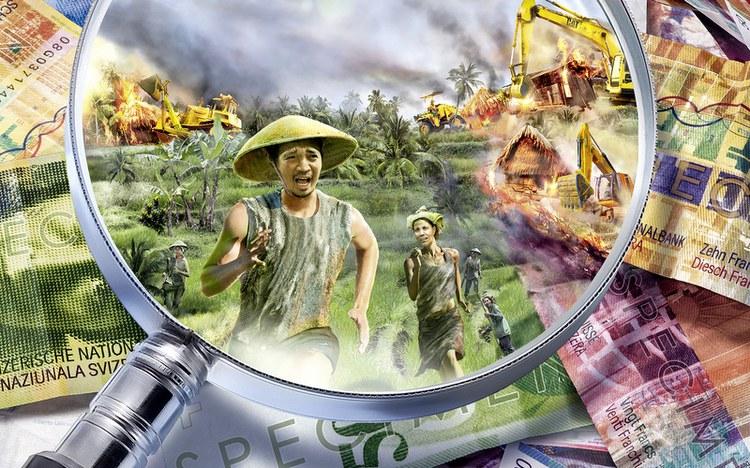 Fastenopferkampagne gegen Landraub startet