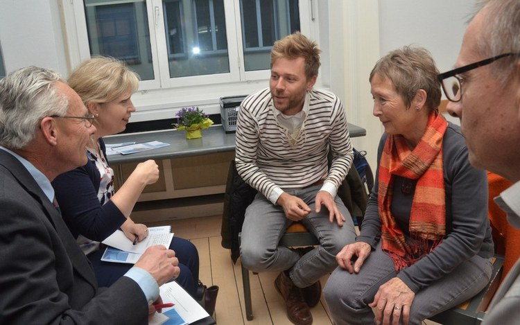 ethik22: Im Dialog über Demokratie in der Schweiz