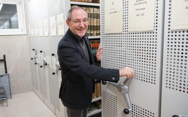 Jesuiten zeigen ihre Buchschätze mitten in Zürich