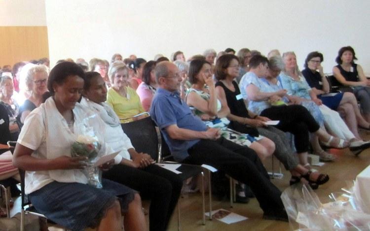 Katholischer Frauenbund: Sichtbar für eine gerechte Welt