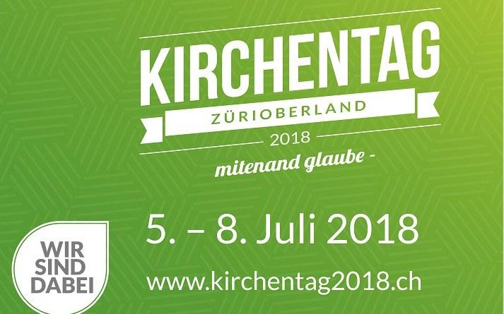 «Mitenand glaube» am Kirchentag im Oberland