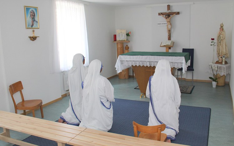 Mutter-Teresa-Schwestern wirken seit 25 Jahren in Zürich