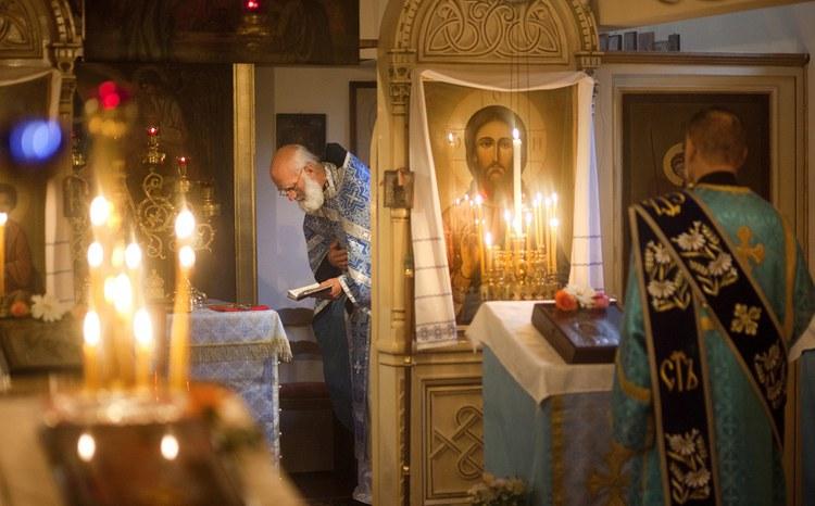 Österliche Begegnung orthodoxer Kirchen in Zürich