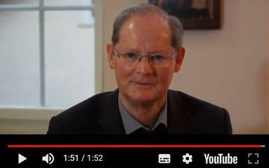 Video mit Osterbotschaft von Generalvikar Josef Annen