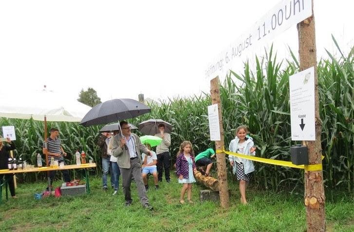 Pfarrei Elgg: Verirren gehört zum Festprogramm