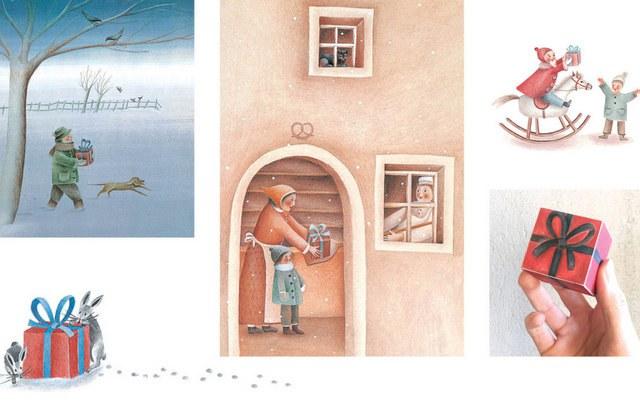 Schöne Bücher für Kinder unterm Baum
