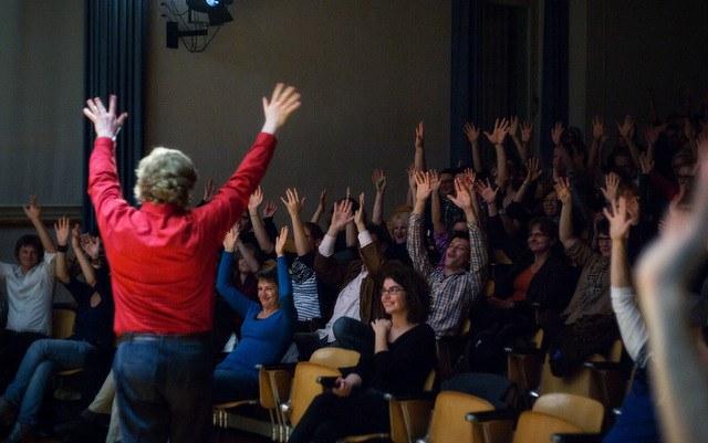 Stille: Eine Annäherung der Paulus Akademie