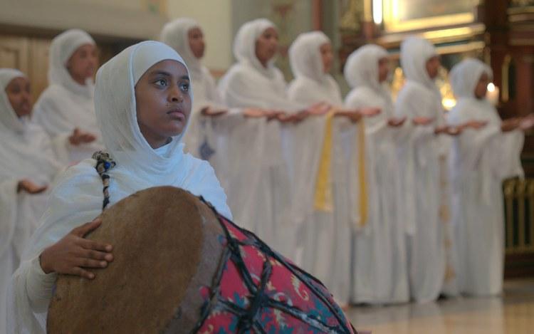 Viele Klänge und Sprachen, ein gemeinsames Osterfest