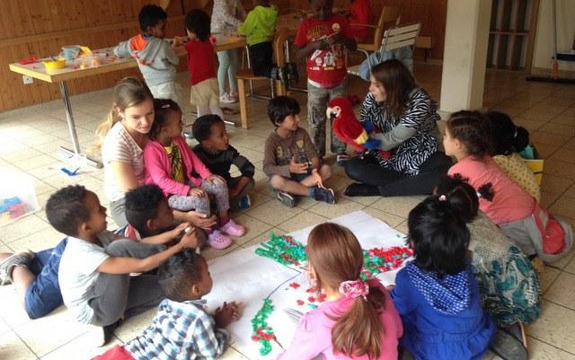 Weiterbildung für Freiwillige: Aus Zeit und Raum gefallen