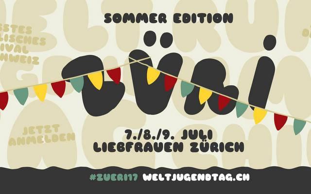Weltjugendtag: Zum ersten Mal im Sommer und in Zürich
