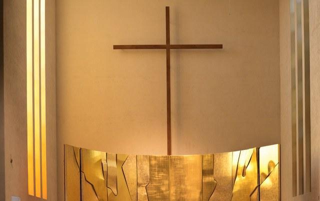 Winterthurer Kirche Herz Jesu feiert Wiedereröffnung