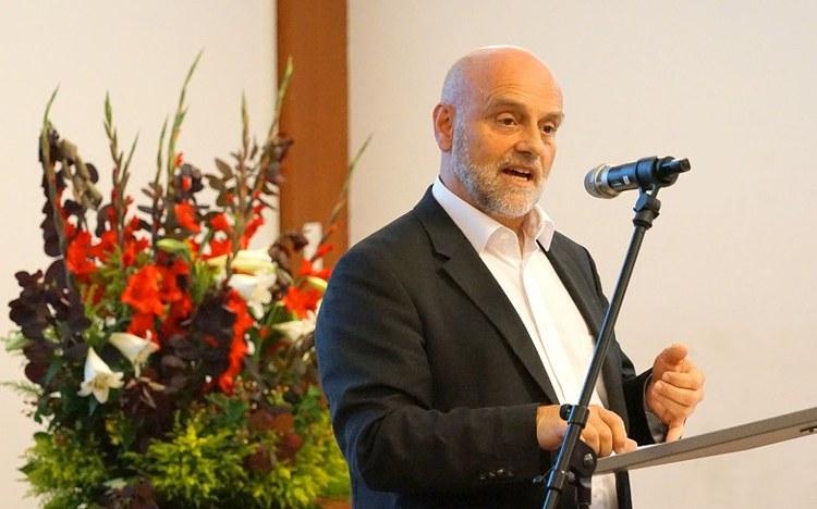 Stadtrat André Odermatt Festredner an Matura FKSZ