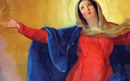 Zu Maria Himmelfahrt ab ins jenseits